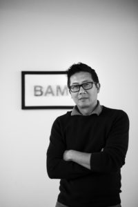 Si Huynh Branding mastermind behind the Gryphon brand