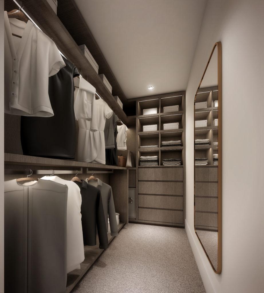 Westbury Closet