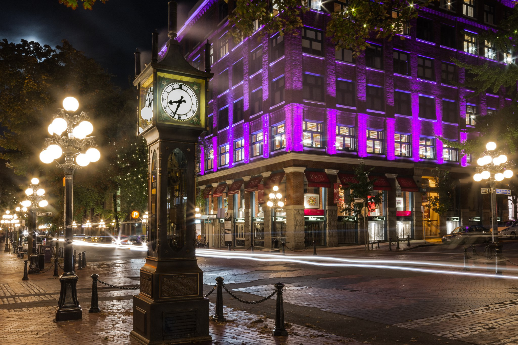 gastown-steam-clock-vancovuer